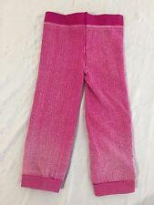 Zara Terez Leggings Sweatpants Frosty Fuchsia Size 0/S NWOT!