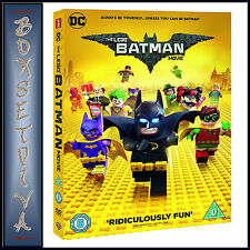 THE LEGO BATMAN MOVIE -  DC MOVIE  *BRAND NEW DVD**