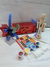 Nutcracker Soldier Kit. Gift boxed.