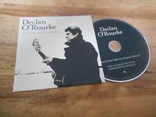 CD Indie Declan O'Rourke - Sarah ( Last Night .. ) (1 Song) Promo V2 MUSIC cb