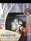 """Disney Frozen II Motion Sensing 3.5"""" Helicopters Elsa Anna Olaf New in The Box"""