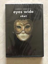 New - Stanley Kubrick's Eyes Wide Shut Dvd Tom Cruise Nicole Kidman Rare Cover