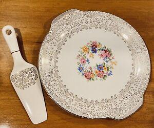 Set of 4 Vintage Rim Cereal Bowls by Royal China Company Christmas Tree RYL81 Sebring OH Made in USA