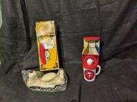 RARE Avon Lot [NEW! SNOOPY Soap Dish & SOAP] + Soap Mug + Charlie Brown Shampoo