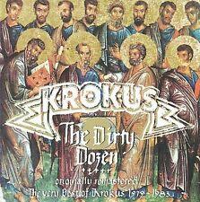 KROKUS - DIRTY DOZEN: THE VERY BEST OF KROKUS 1979-1983 NEW CD
