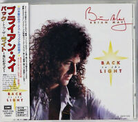 CD Brian May - Back To The Light Japan 1992 Emi TOCP-7235