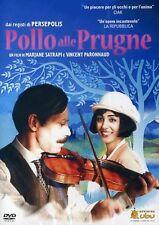 POLLO ALLE PRUGNE  DVD DRAMMATICO