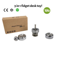 3 in 1 fidget desk toy the Magnet Spinner for kids & adults