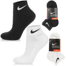 Neu Nike  Performance Cushion Quarter SOCKEN 3 PAAR Unisex Sneaker Sportsocken