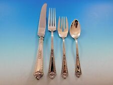 Navarre by Watson Sterling Silver Flatware Set for 6 Service 26 Pieces