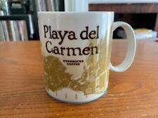 2016 Starbucks Playa del Carmen Mug