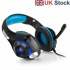Gaming Headset Bass Game Headphone for Playstation PS4 New Xbox One S PC Laptop