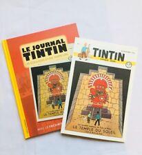 BD Le journal de Tintin Les coulisses d'une aventure + Fac-Simile + envoi HERGE