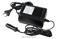 Caricabatteria ricambio per avviatore P4 START BOOSTER avviatore cod. 000126831