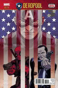 Deadpool #31 Bd Livre 2017 - Marvel