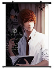 5075 DEATH NOTE Decor Poster Wall Scroll cosplay