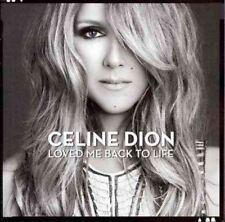 Celine Dion 2013 Music CDs