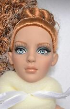 "Tonner Blue Butterfly Glinda NUDE DOLL 19"" Wizard Of Oz Evangeline Ghastly NEW"