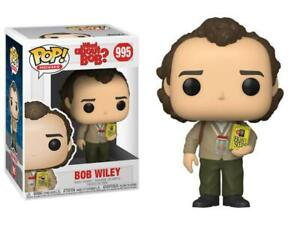 Funko Pop! What About Bob? Bob Wiley with Gil #995