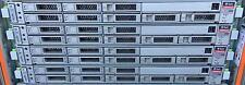 SUN ORACLE X4170 M2 2 X 2.93GHX X5670 6-CORE, 24GB, 2 X 146GB, 2 X AC  TESTED