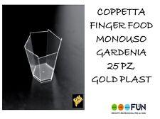 Gold Plast S.p.a. Fingerf.coppetta Garden.100cc Pz.25 trasp