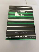 Sonia Rykiel MAN EDT 75 ml. Eau de Toilette NEU OVP