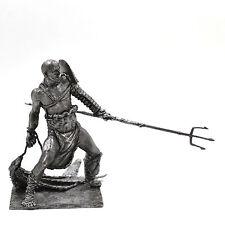 tin 75mm La56 Rome. Gladiator Retiarius, 1st century Bc Metal Figurine