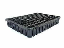 5x Topfplatte 104 Pflanzen Anzuchtplatte Grow Aussaat Multitopf Multitopfplatte