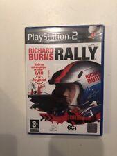 Ps2/ Richard Burns Rally /Playstation 2/ Neuf New Version Française