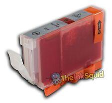 1 Rojo Cli-8r / cli8r / Cli8 R Cartucho De Tinta Compatible Para Canon Pixma Pro 9000