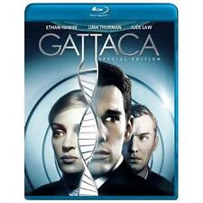 Gattaca Blu-Ray Brand New Ethan Hawke, Uma Thurman, Jude Law