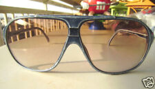 * VINTAGE SUNJET MADE BY CARRERA AUSTRIA 5240 51 AVIATOR MIRROR LENS BLUE JEANS