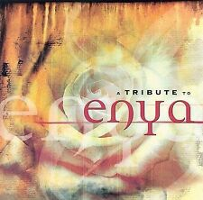 A Tribute to Enya CD Various Artists CD 2002 Flora's Secret Only Time May it be