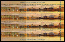 Russia. The Historical Centre of Sankt-Petersburg. Miniature sheet 2013 MNH (33)