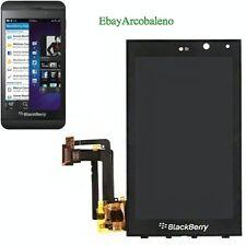GLS: DISPLAY LCD+TOUCH SCREEN ORIGINALE per BLACKBERRY Z10 3G 4G RIM VETRO