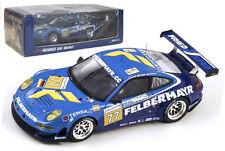 Spark S1955 Porsche 997 GT3 RSR 'Felbermayr Proton' #77 Le Mans 2009 - 1/43
