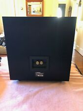 Yamaha Sw-P3600 Bl Passive Subwoofer Home Theater Speaker