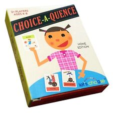 Choice A Quence Practice Social Interaction Problem Solving Autism ASD ADHD