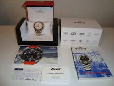 Tissot PRS 200 T-Sport Herren Chronograph Uhr Box Papiere Garantie UVP 560,- €