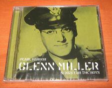 """Glenn Miller CD """" PEARL HARBOR SONGS FOR THE BOYS """" Newsound"""