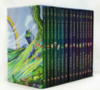 NEW The Wizard of Oz 15 Books Complete Collection Library Keepsake Gift Book Set
