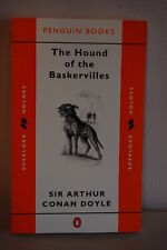 The Hound of the Baskervilles by Sir Arthur Conan Doyle paperback
