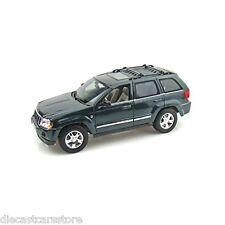 MAISTO 2005 JEEP GRAND CHEROKEE GREEN 1/18 DIECAST CAR 31119GRN