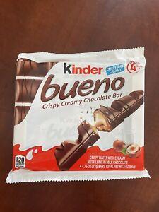 [4 Pack] Kinder Bueno Crispy Creamy Chocolate Bar