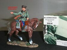 KING AND COUNTRY WSS148 GERMAN FORCES COSSACK POINTING MOUNTED TOY SOLDIER