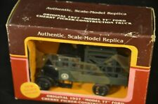 YORKSHIRE YORKSHIRE 1927 MODEL TT FORD CHERRY PICKER TRUCK  BELL SYSTEM 1/25 Sca