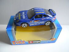 Modellino Auto Model Car BURAGO 1:43 Die Cast PORSCHE 911 GT3 CUP MONROE [MV16]