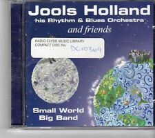 (FH956) Jools Holland's Big Band Rhythm & Blues, Small World Big Band - 2001 CD