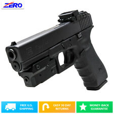 Blue Laser Pistol Strobe Fits Glock Smith & Wesson  Picatinny Weaver Compact