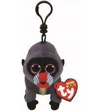 Ty Beanie Babies 36563 Boos Wasabi the Baboon Boo Key Clip
